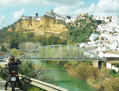 Sevilha – Grazalema Mountains - Pueblos Blancos