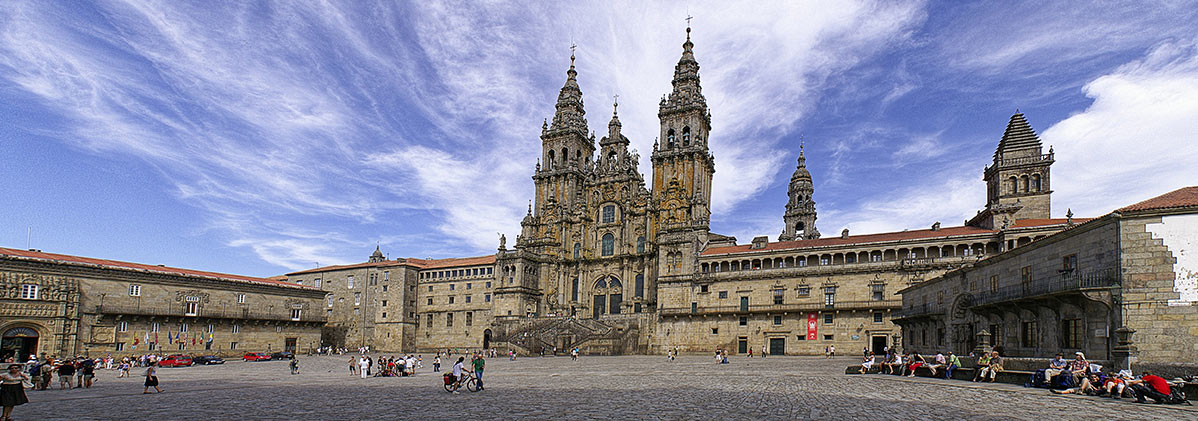santiago de compostela catholic women dating site Local pilgrimage prayer guide  in santiago de compostela in northwestern spain was one of the most traveled pilgrim routes in christendom (known through the centuries as the camino de compostela) whether on a journey to a distant shrine or to a.