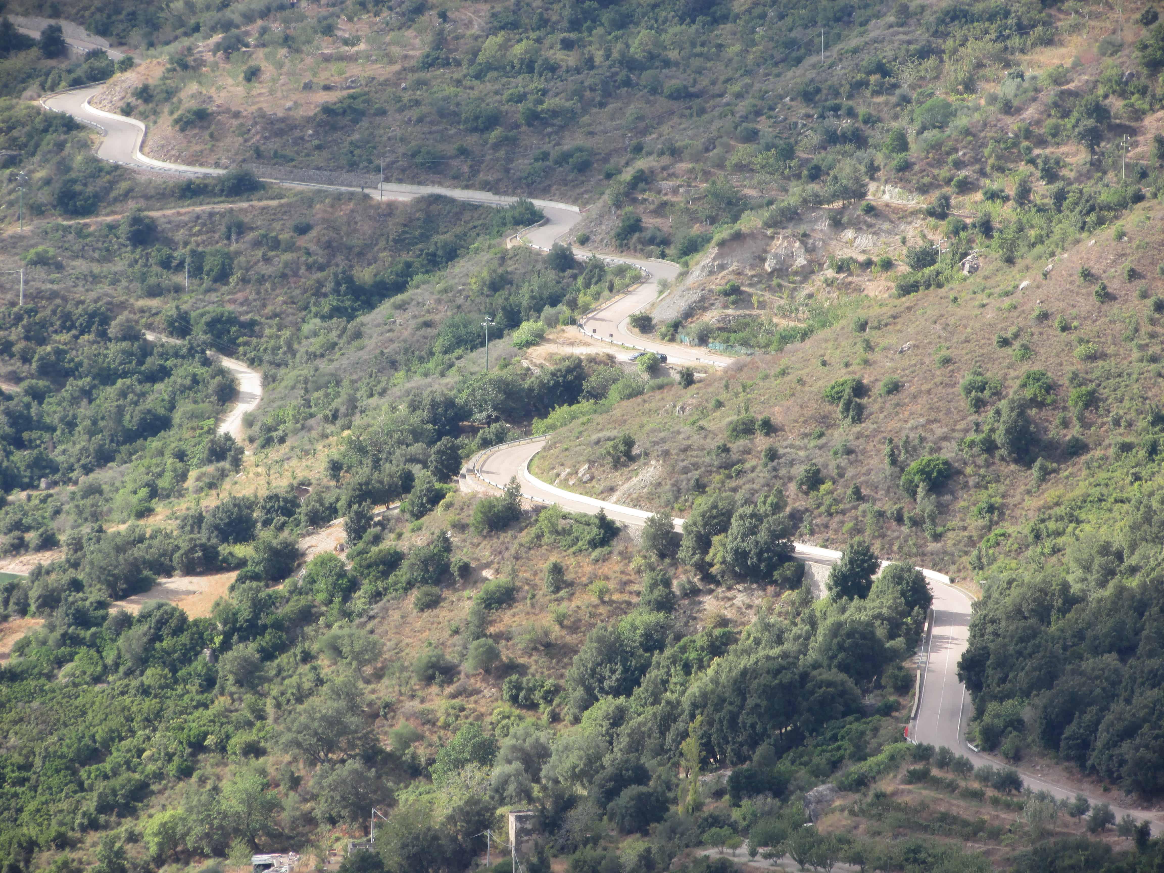 Portoscuso - Arbatax