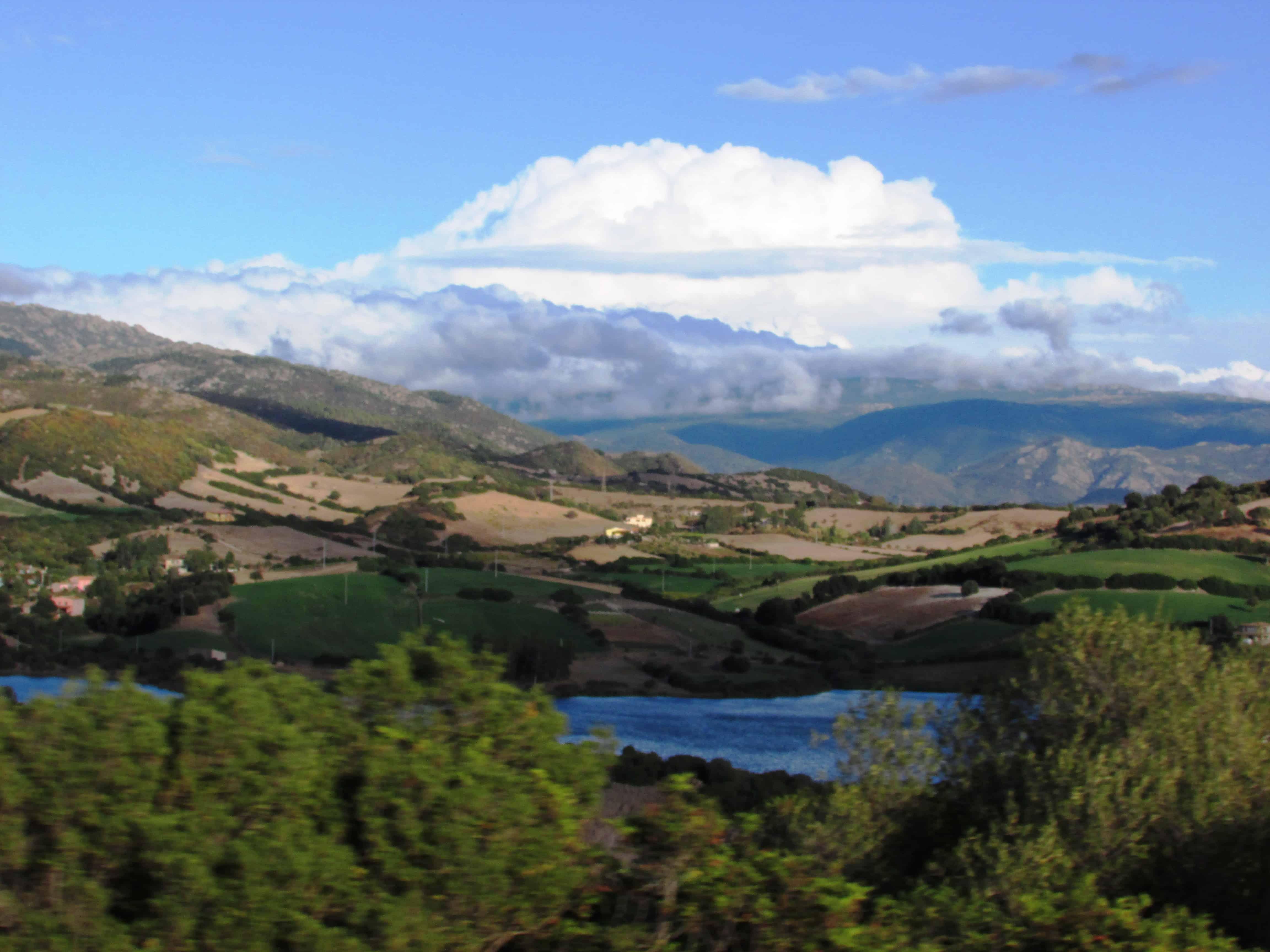 Arrival Porto Torres, Sardinia - Alghero