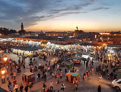 Afourer - Marrakesh