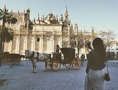 Sevilla - Rasttag