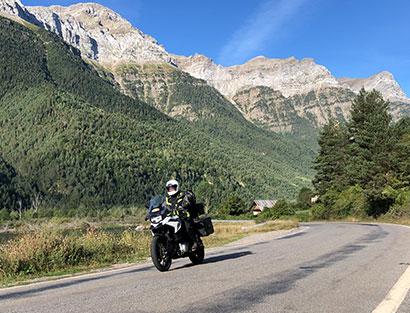 Ordesa und Monte Perdido Naturpark - Valle del Tena