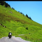 IMTBIKE Motorcycle Tour Coast to Coast Pyrenees spain
