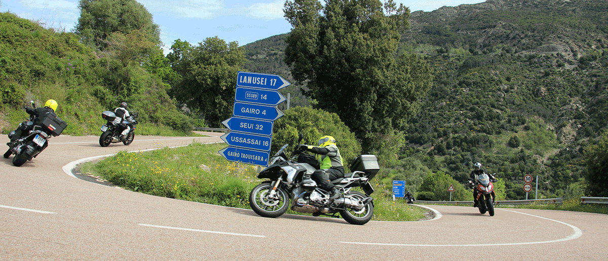 IMTBIKE Motorcycle Tour Serpentine Sardinia