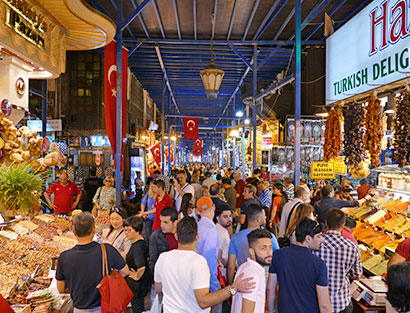 Ürgüp (Capadócia) - Istambul