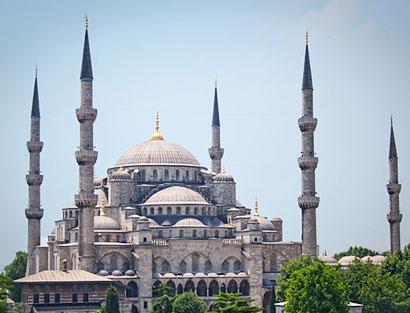 Istambul - Dia de descanso