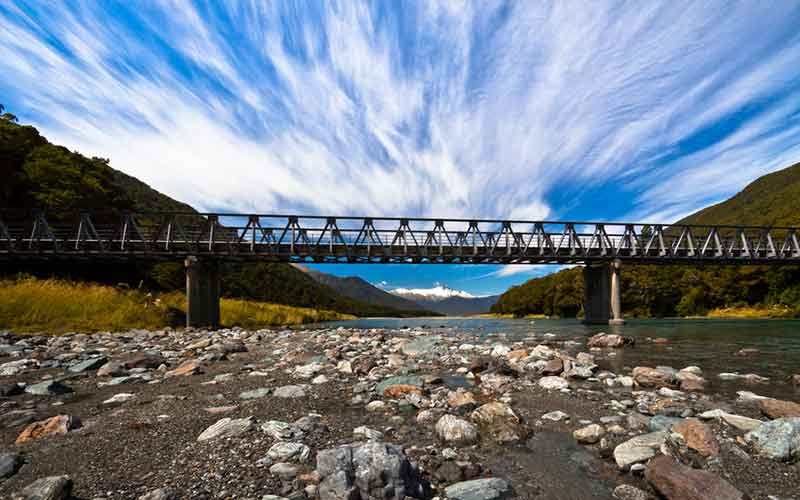 Christchurch to Hanmer Springs