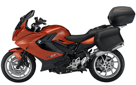 Rent the BMW F800GT from IMTBIKE