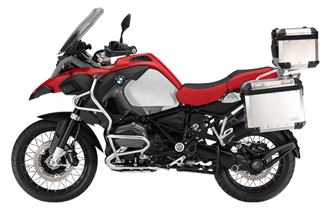 Rent the BMW R1200GS ADV from IMTBIKE