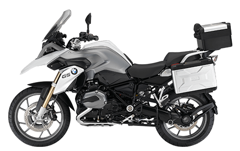 Rent the BMW R1200GS LC from IMTBIKE