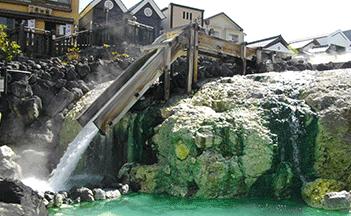 Lake kawaguchi - Kiso Valley - Gero Hot Springs.