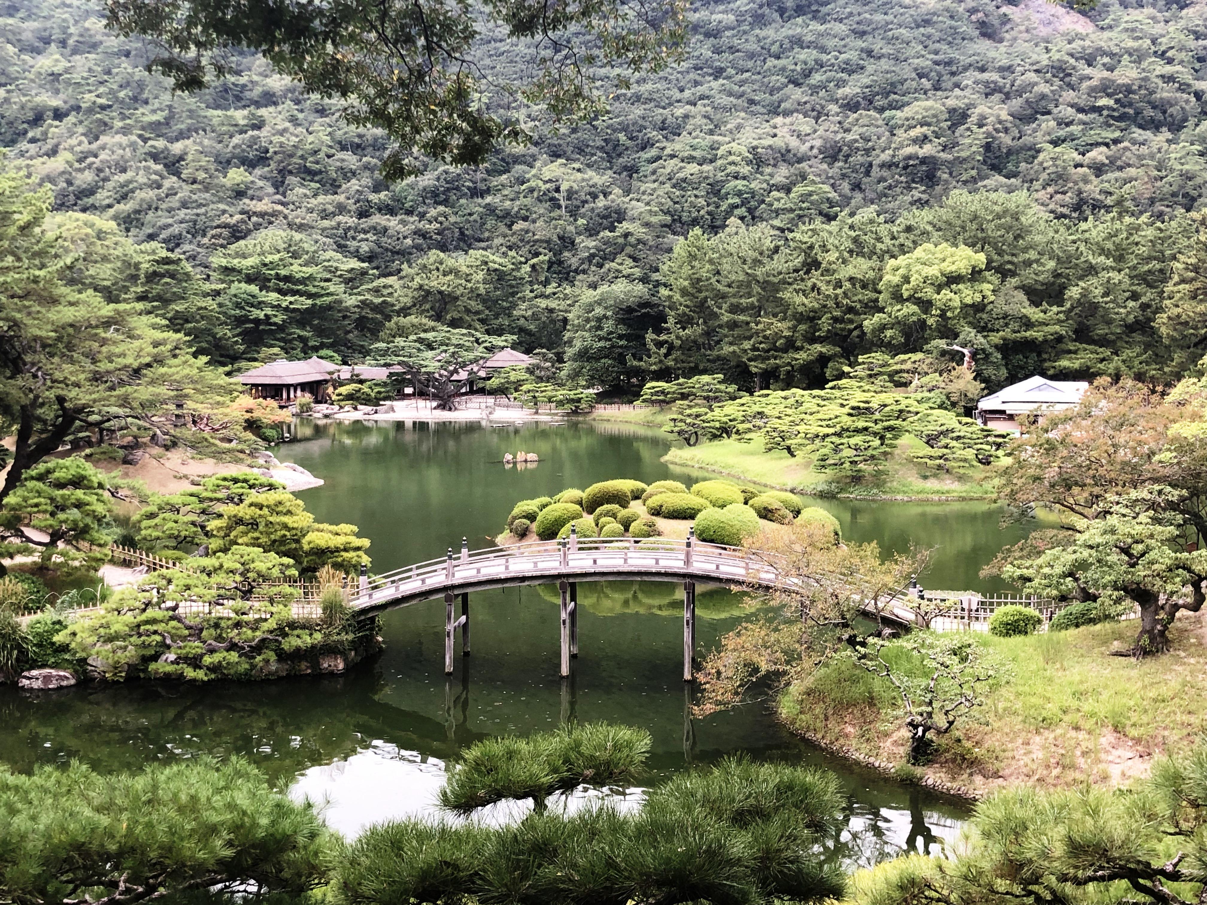 Kyoto – Takamatsu