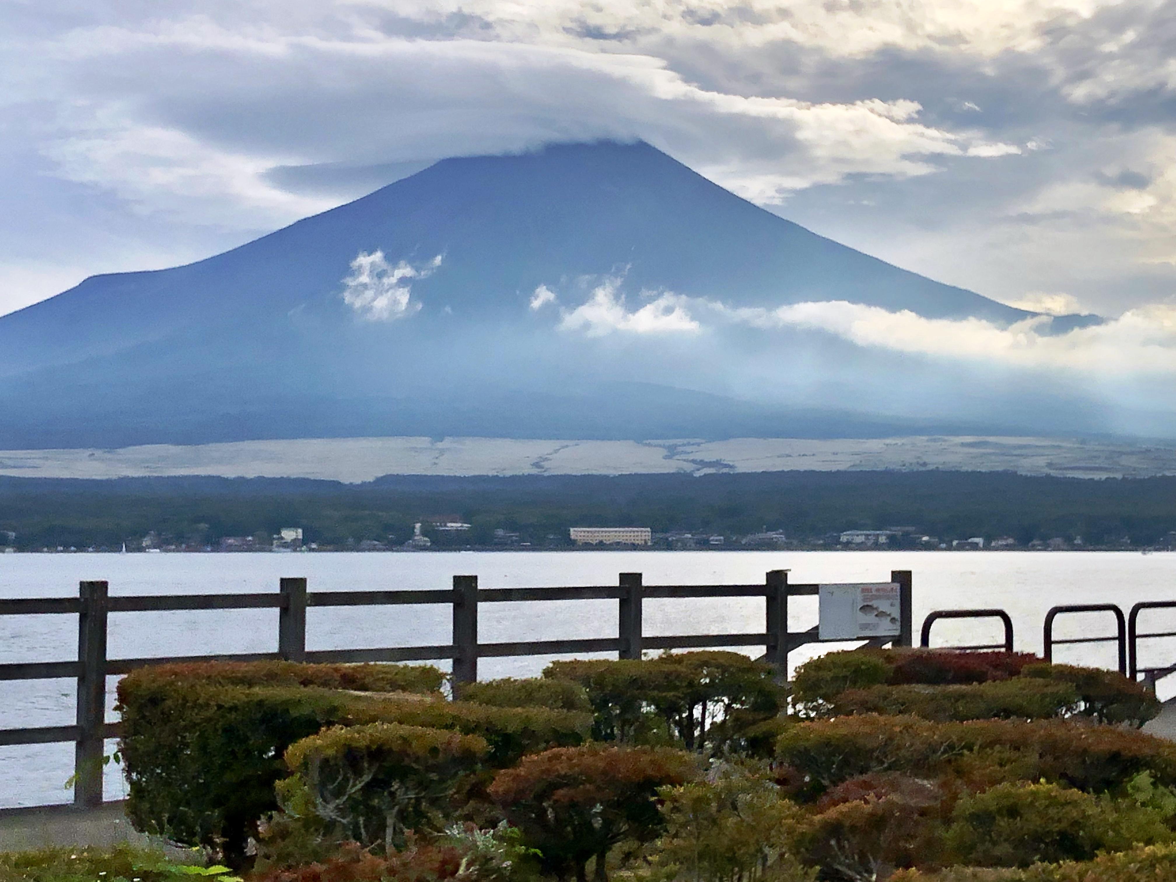 Hakone - Kawaguchi lake