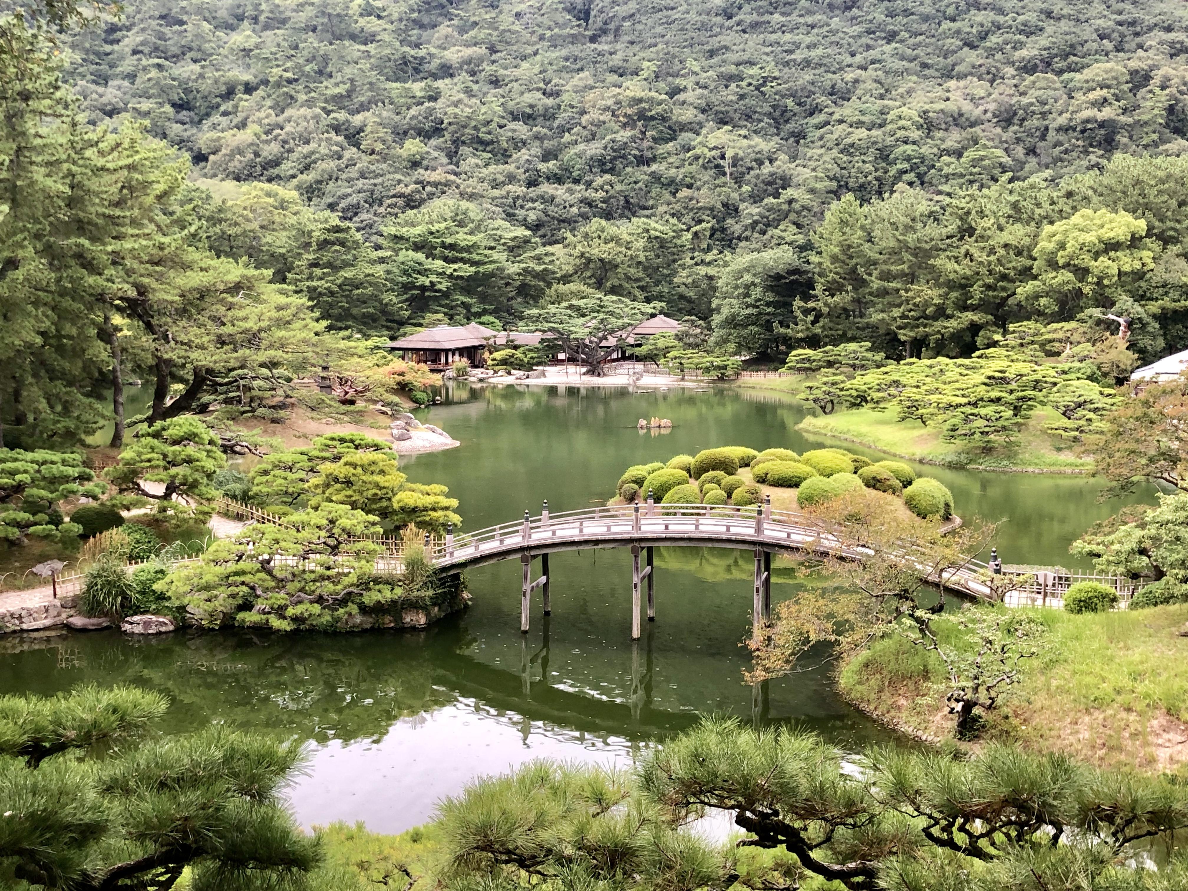 Quioto – Takamatsu