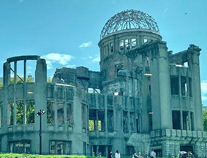 Hiroshima – dia de descanso