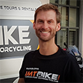 peter guide at IMTBIKE