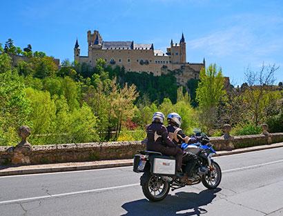Ávila – Madrid