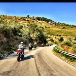 IMBIKE motorcycle tour portugal spain vineyards