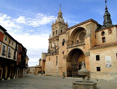 Madrid – Soria