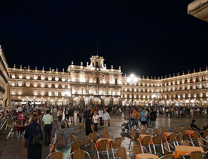 Salamanca – Rest Day