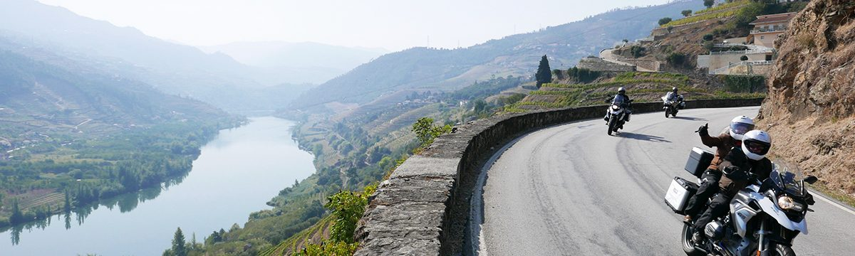 Portugal Vineyards Motorcycle Tour