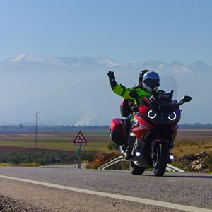 Portugal & Southern Spain Motorcycle tour