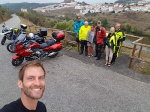 IMBIKE Motorcycle tour Portugal & Southern Spain