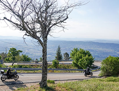 Serra da Estrela (North) – Serra da Estrela (South)