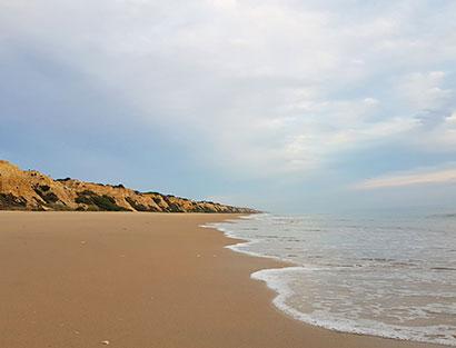 Algarve Oriental - dia de descanso