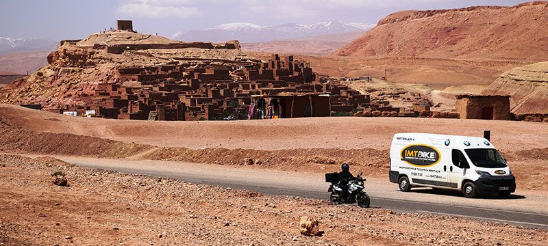 Blog-Advantages of taking a Morocco Motorcycle Tour IMTBIKE