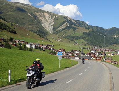Bormio - Garmisch
