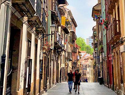Oviedo - dia de descanso