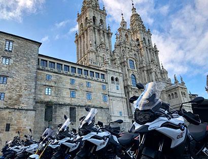 Santiago de Compostela – rest day