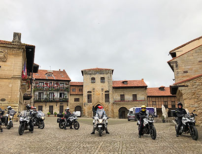 Santillana del Mar – Hondarribia