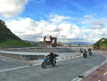 San Sebastián - Vitoria