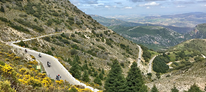 Andalucia tours IMTBIKE