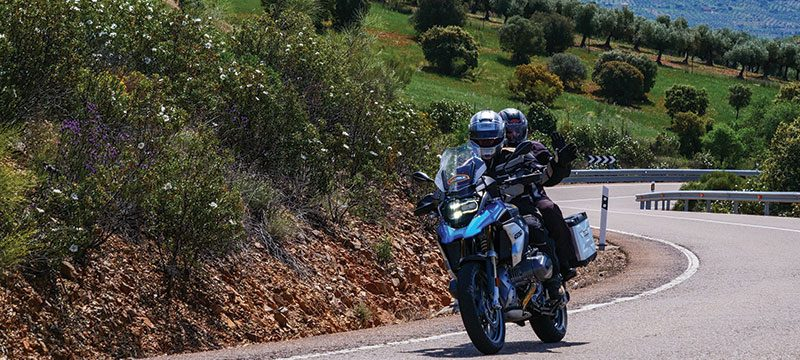 Best motorcycle routes from Madrid
