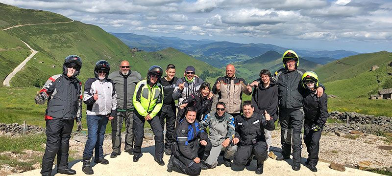 Motorcycle tours in Northern Spain & Pyrenees