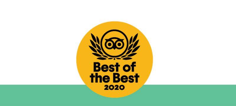 Premio-Travellers-'Choice-Best-of-the-Best-2020-de-Tripadvisor